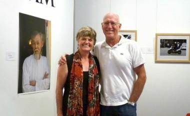 Dawn Oelrich and John Mainwaring.