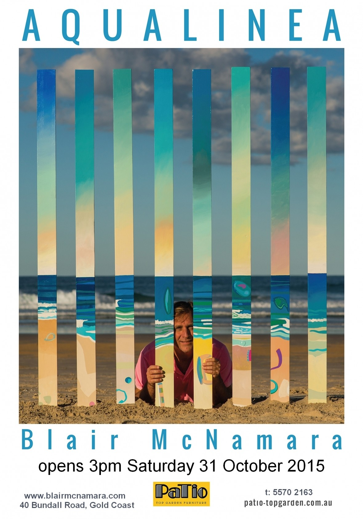 Blair poster