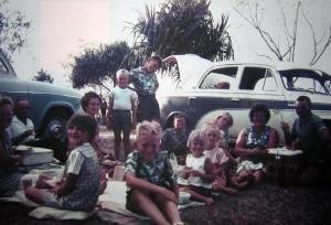 18 #1327 FULCHER XMAS AT BASIN 1965