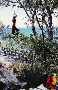 W Kathy Swinging