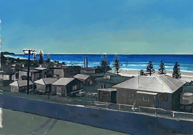 Coolum Terrace View 1a
