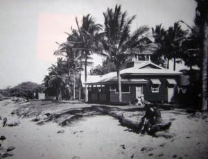 8 #492 KIOSK AT N.P.B. 1945